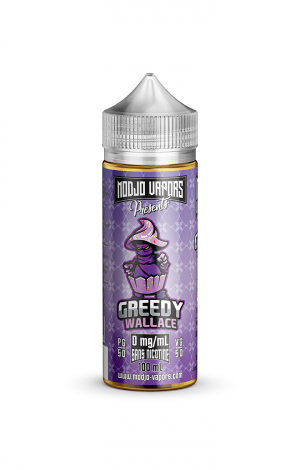 MODJO VAPORS By LIQUIDAROM GREEDY WALLACE - 00MG -100ML